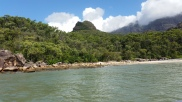 Hinchinbrook from the boat